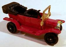 "Tomica #F11 1920's Ford Model T ""Touring"" Red Color 1:60"