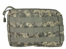 New Bulle UCP ACU MOLLE Webbing Large Utility Zip Bag