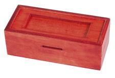 Trickbox Geldgeschenkbox rot
