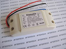 DRIVER DIMMERABILE DIMMABILE LED 2 3 4 x 1w  INPUT 100~260V VARIATORE LUCE D17