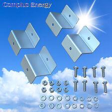 STAFFE Z qualità kit di montaggio solare 65mm Larghezza