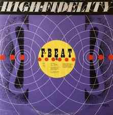 "ELVIS COSTELLO & THE ATTRACTIONS - High Fidelity (12"") (G/G)"