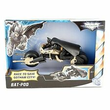 2011 BATMAN THE DARK KNIGHT RISES BAT-POD!!
