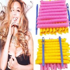 Hot Long 55cm*2.5cm Magic Ringlet Hair Curlers High Quality Spiral Rollers