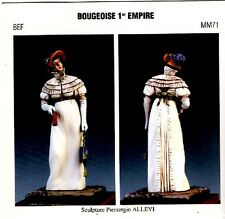 METAL MODELES BEF MM71 - BOUGEOISE 1er EMPIRE - NUOVO