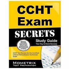 CCHT Exam Secrets Study Guide : CCHT Test Review for the Certified Clinical...