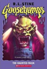 Goosebumps: The Haunted Mask No. 11 by R. L. Stine (1993, Paperback)