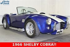 Ford : Mustang Shelby Cobra