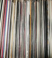 "30 VINYL RECORDS COLLECTION - HOUSE, UK/SPEED GARAGE, TRANCE, PROG 12"" LOT NEW 6"