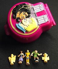 Polly Pocket Mini ��    1995 - The Hunchback of Notre Dame Playcase Dose