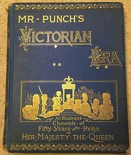 MR. PUNCH'S VICTORIAN ERA, Vol. II by Punch, 1st / 1st 1888 Illustrated