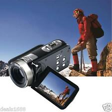 "3.0"" HD 1080P LCD Camcorder 24MP Digital Video Camera DV 16X Zoom Night Vision"