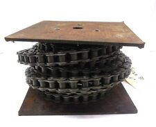 """HI-MAX ROLLER CHAIN SIZE #80, 28 FT. 4"""" L., CHAIN PITCH 1"""", 0.625"""" INSIDE WIDTH"""