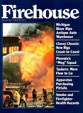 Firehouse Magazine  Pick what you need. 1988 1989 2001 2002 2003 2004