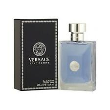 VERSACE POUR HOMME * Cologne for Men * 3.3 / 3.4 oz * BRAND NEW IN BOX & SEALED