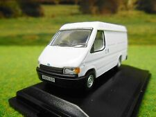 OXFORD FORD TRANSIT MARK 3 LWB VAN IN WHITE 1/76 BOXED & NEW 76FT3001