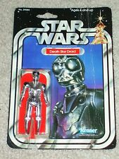 Vintage Star Wars 1979 KENNER DEATH STAR DROID ANH 21 Back MOC SEALED AFA IT!