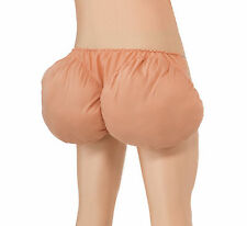 Fake Butt Padded Booty Butt Cheeks Adult One Size