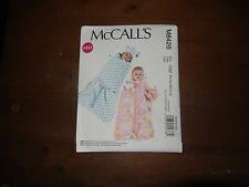 McCalls M6426, Sewing Pattern Infants Bunting, Hat, and Toy