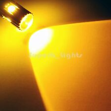 ~2x 3157 3057 3156 CREE CANBUS 12V-24V AMBER 5-SMD LED TAIL BRAKE CAR LIGHT BULB