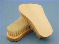 Natural Wood & Bristle Foot (Pedicure) Brush