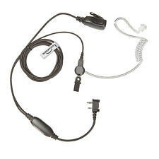 Earpiece for ICOM Radio (2 Pin Screw-In) F25 F31 F33 F34GS F34GT F41 F44GS F44GT