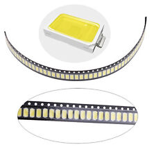 SMD LED 100 PCS SUPER BRIGHT 5730 LED BEADS DIODE BULB CHIP LIGHT COOL WHITE