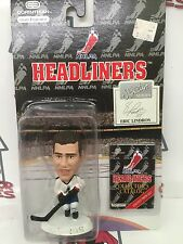 CORINTHIAN NHL ICE HOCKEY SIGNATURE SERIES ERIC LINDROS SEALED IN BLISTER