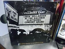 Lorin Hollander At The Baldwin Electronic Piano vinyl LP Angel Records EX
