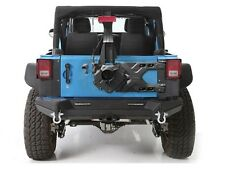 2007-2016 Jeep Wrangler Smittybilt's New Pivot Heavy Duty Oversized Tire Carrier
