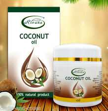 Coconut oil 100% pure natural : face body butter cream product - 55 ml