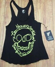 NWT Iron Fist Athletic 'Too Fast' Skull Women's Graphic Tank Size: S Small