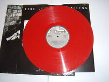 Lene Lovich - Stateless- Red Vinyl