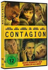 Contagion / Matt Damon, Jude Law, Kate Winslet / DVD #3834