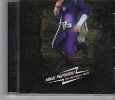 (GA473) Mihai Popoviciu, The Unexpected Truth - 2011 CD