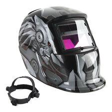 Solar Auto Darkening Welding Helmet TIG MIG Weld Welder Lens Grinding Mask BT