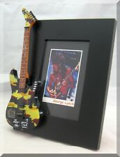 GEORGE LYNCH  Miniature Guitar Frame KAMIKAZE Dokken