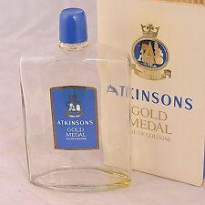 VINTAGE ATKINSONS Gold Medal Jumbo 16oz eau de cologne