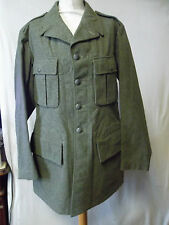 Veste Suédoise 1940 WWII         Swedish jacket WWII on 1940