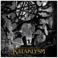 Kataklysm Waiting for the End cd death metal Vader Unleashed Nile Carcass Hate