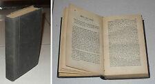 G.B. Centurione OMELIE BREVI E POPOLARI sopra i Vangeli - Marietti 1883 Bibbia