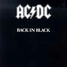 Back in Black by AC/DC (CD, Aug-1994, Atco (USA))