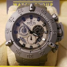 Invicta 0961 Stainless Steel Subaqua Noma III Chronograph Date Display MUST SEE