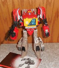 Transformers Fall of Cybertron Autobot BLASTER Complete Voyager FOC Generations