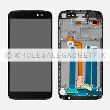 Alcatel One Touch Idol 3 6045 6045O LCD Display Touch Screen Digitizer Frame A