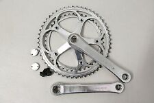 Shimano Dura-Ace 7400 crankset 170mm 52/42t vintage Made in Japan FC-7400