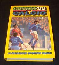 ALMANACCO DEL CALCIO ILLUSTRATO ANNO 1988