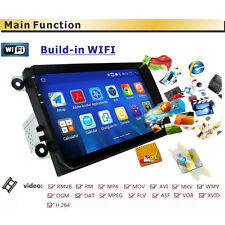 """9"""" Android 5.1 Touch Screen GPS Bluetooth 2.0 WIFI USB Car Radio Stereo Player"""