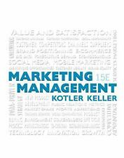 Marketing Management 15E by Kevin Keller,Philip Kotler 15th (Global Edition)