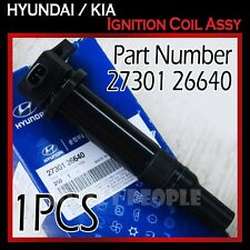 New OEM Ignition Coil 2730126640 for Hyundai Accent 06-10 Kia Rio 06-11 1.6L